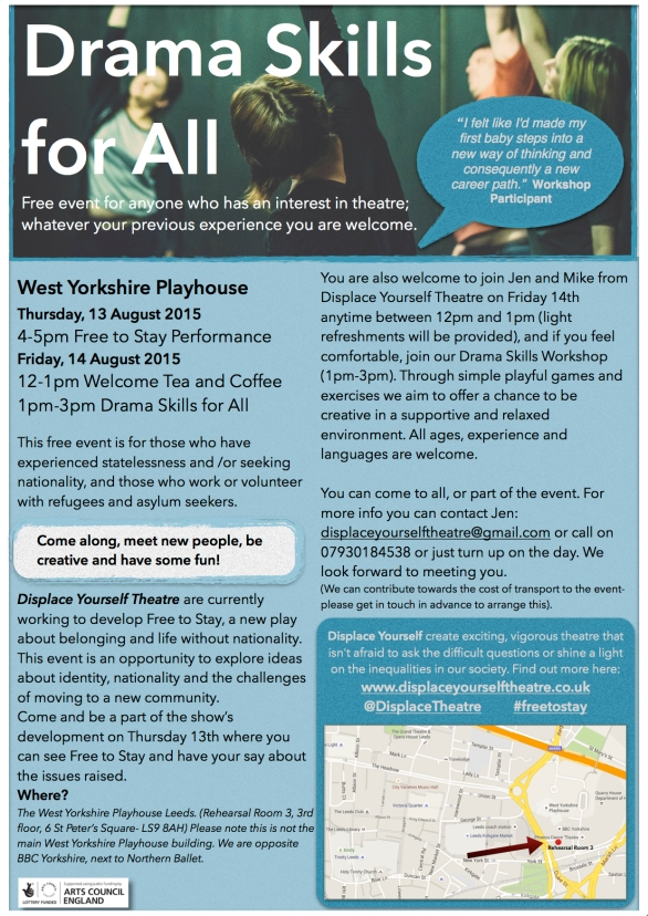 WYP workshop